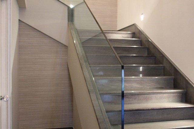 Barandilla de cristal - Barandillas cristal para escaleras ...