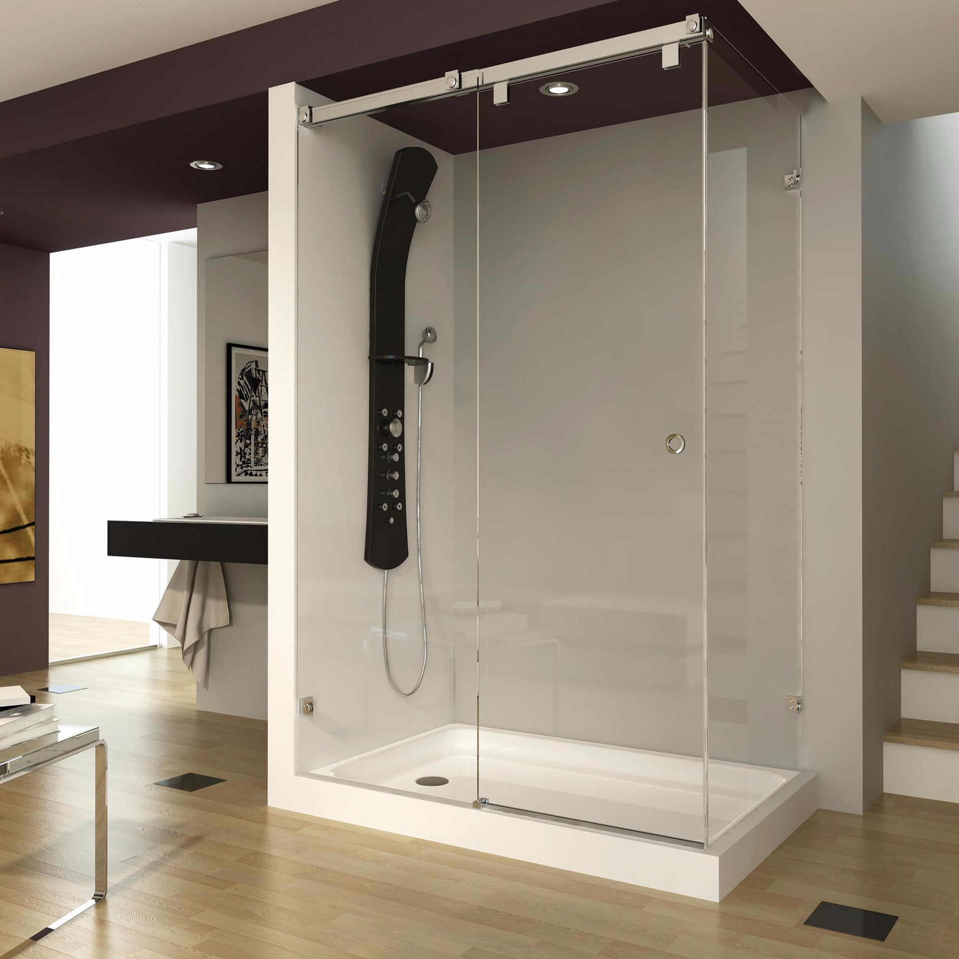 Mamparas de ducha - Mamparas plato ducha baratas ...